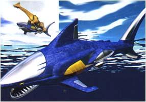 shark zord Gallery