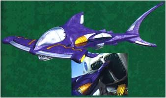 Jungle Fury Zords - Power Rangers Unpatched