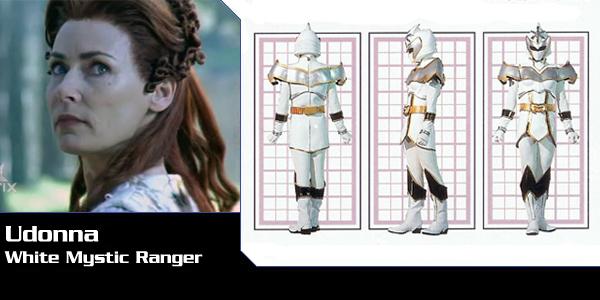 full name unknown ranger designation white mystic ranger mystic power    White Mystic Ranger