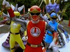 Thunder Storm, Part 1 - Power Rangers Dino Thunder | Power ...