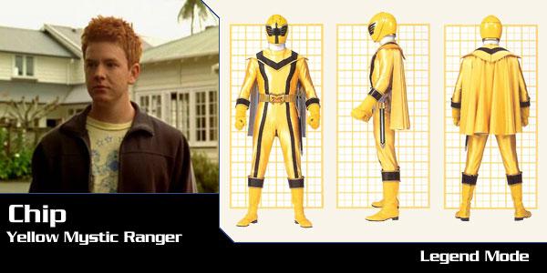Power Rangers Forca Mistica Power Rangers Personagens